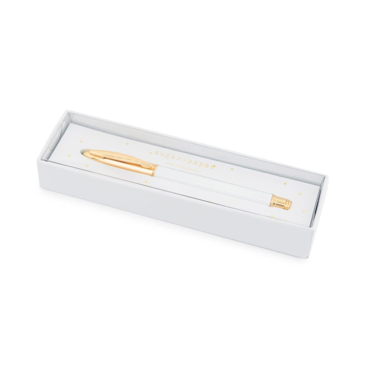 Signature Pen, White