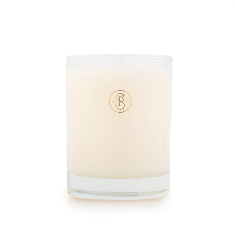 Signature Candle, Crisp White Linen