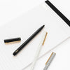 Felt Pen, Black Pindot