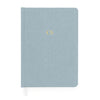 Tailored Journal, Dusty Blue