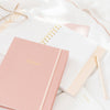 Rose Linen Mindful Journal