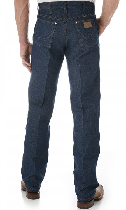 Wrangler 13MWZ Cowboy Cut Original Fit Jeans - Rigid Indigo