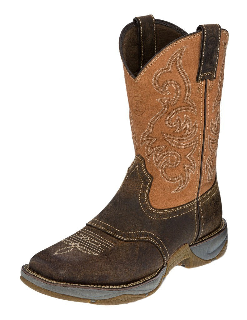 Tony Lama Mens 3R Dusty San Antone Orthotic Insole Western Work Boots RR3351
