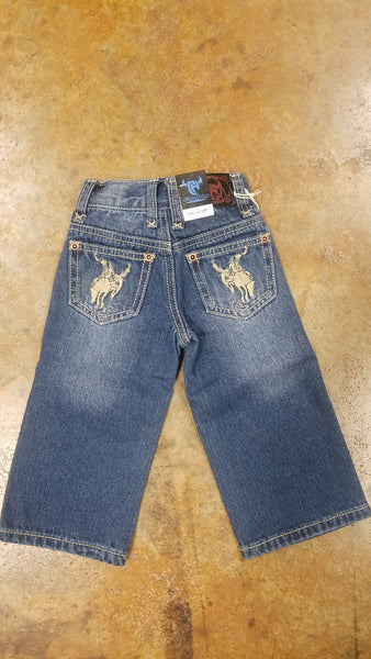Cowboy Hardware Infant/Toddler Buckaroo Jean