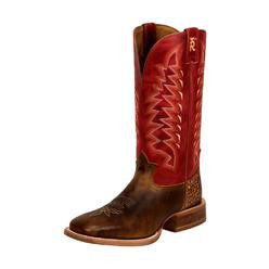 Tony Lama 3R Mens Tan Cuero Cowboy Boot