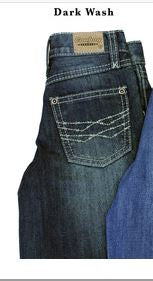 Cowboy Hardware Infant/ Toddler Boys Double Barbwire Jeans