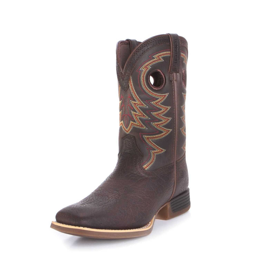 Durango Child's Lil Rebel Pro Dark Bay Cowboy Boots