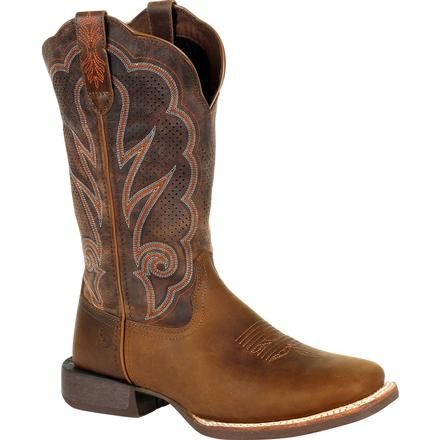 Durango Lady Rebel Pro Women's Cognac Ventilated Western Boot DRD0376
