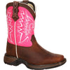 Durango Little Kid Let Love Fly Western Boot #DWBT093