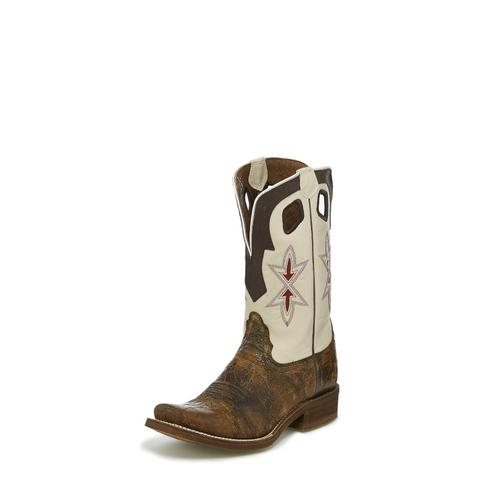Nocona Ladies Tan Crackerjack Boot NL5400