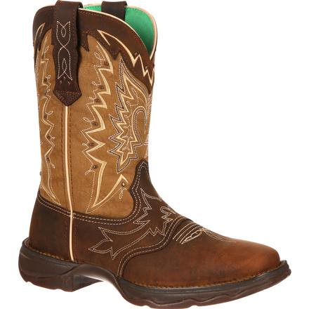 Durango Womens Rebel Let Love Fly Western Boot