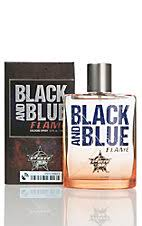 PBR Black and Blue Flame Cologne