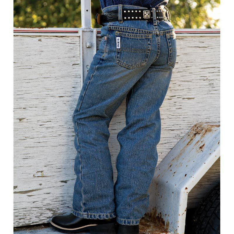 Cinch Toddler Boys White Label Jeans