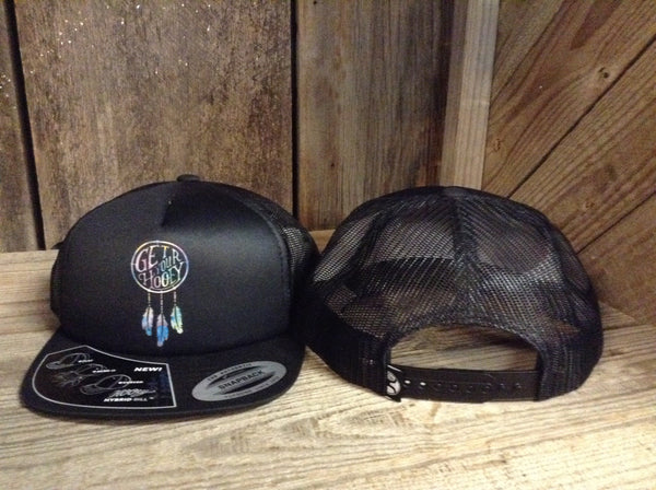 Hooey Youth Dream Catcher Cap