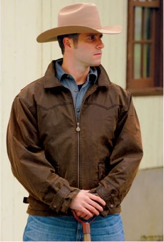 Outback Trading Co Mens Landsman Jacket
