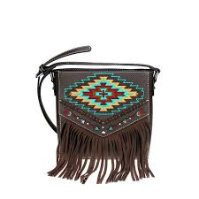 Montana West Aztec Concealed Carry Crossbody