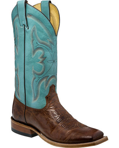 Tony Lama Mens Sealy Honey Cowboy Boot