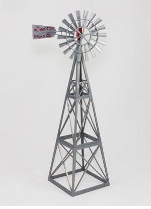 Big Country Aeromotor Windmill