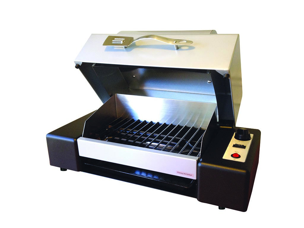 smokewave portable bbq grill us only