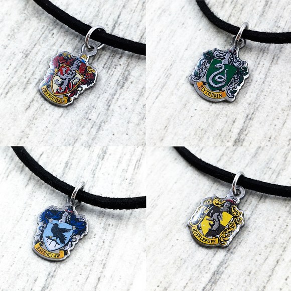 Collier ras-de-cou | Harry Potter | Maisons Poudlard (mini)