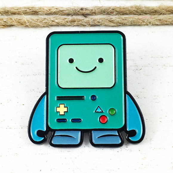 Enamel Pin | Adventure Time | Beemo