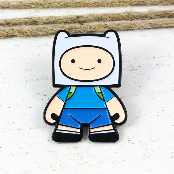 Enamel Pin | Adventure Time | Finn the Human