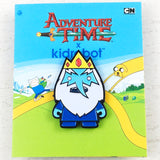 Épinglette en émail | Adventure Time | Ice King