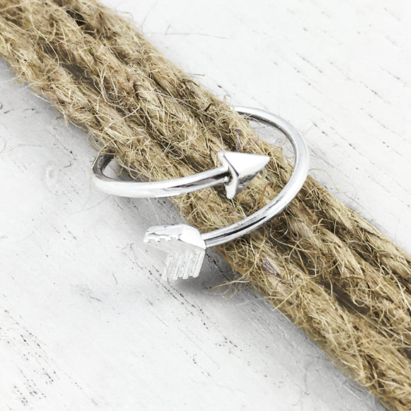 Ring | Wrap-Around Arrow