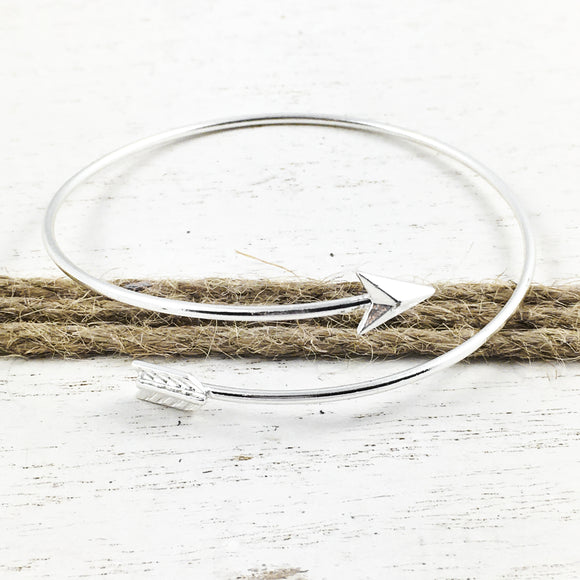 Bangle Bracelet | Arrow