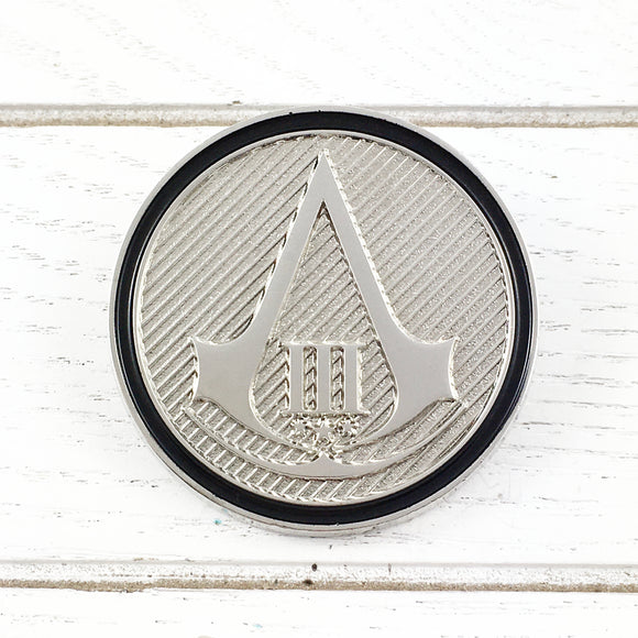 Metal Pin | Assassin's Creed | III Insignia