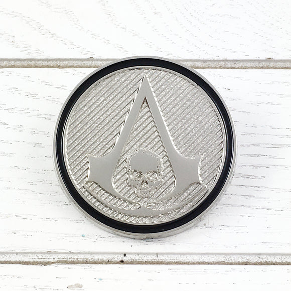 Metal Pin | Assassin's Creed | Black Flag
