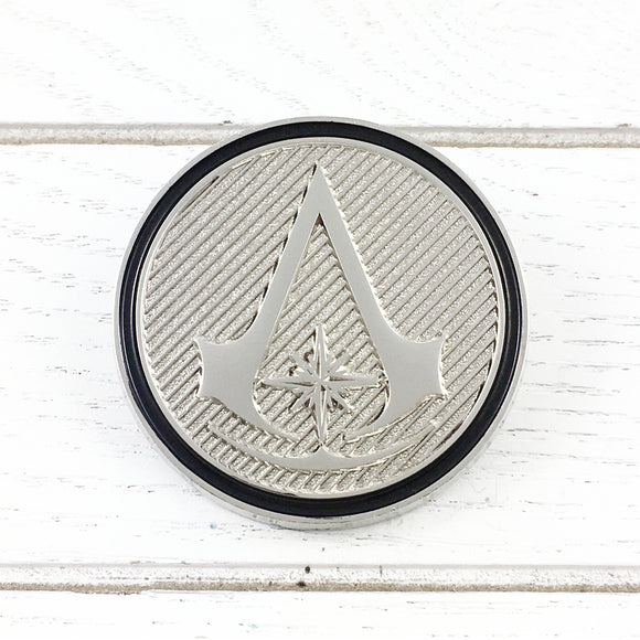 Metal Pin | Assassin's Creed | Chronicles Insignia
