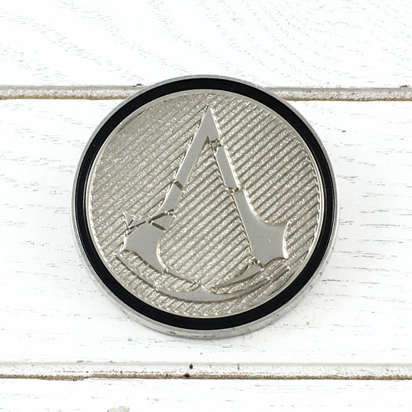 Metal Pin | Assassin's Creed | Rogue Insignia