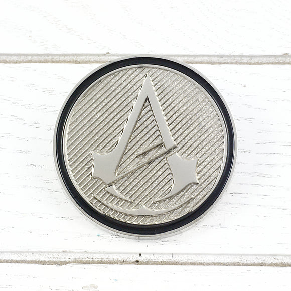 Metal Pin | Assassin's Creed | Unity Insignia