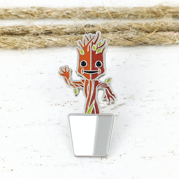 Enamel Pin | Guardians of the Galaxy | Baby Groot