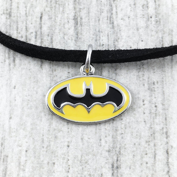 Choker Necklace | Batman | Classic Logo
