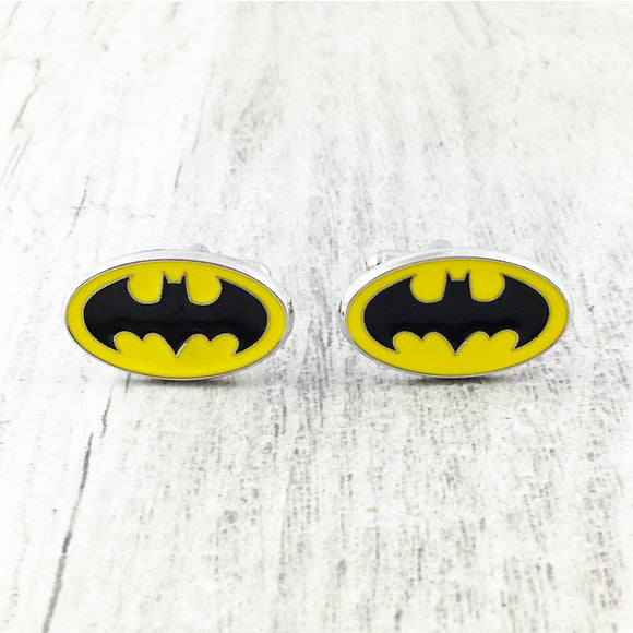 Cuff Links | Batman | Classic Logo