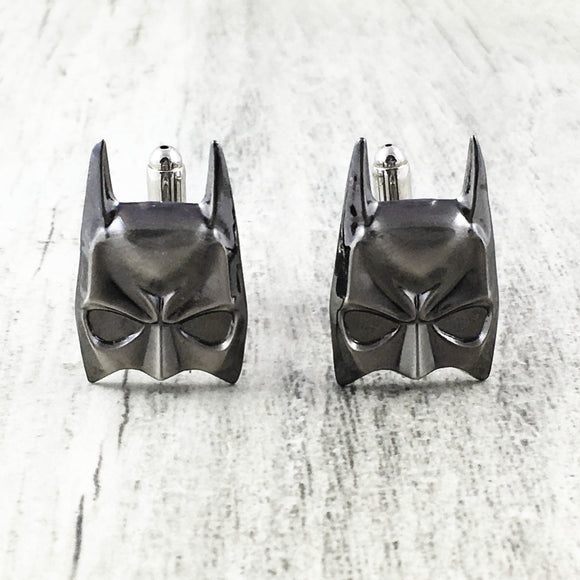 Cuff Links | Batman | Cowl