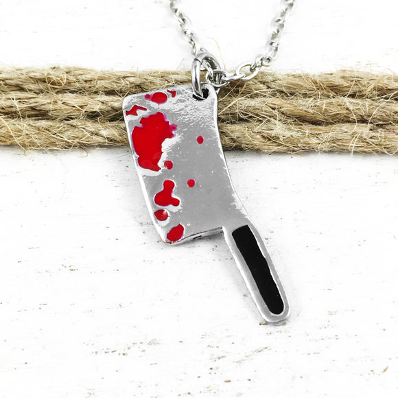 Necklace | Bloody Cleaver