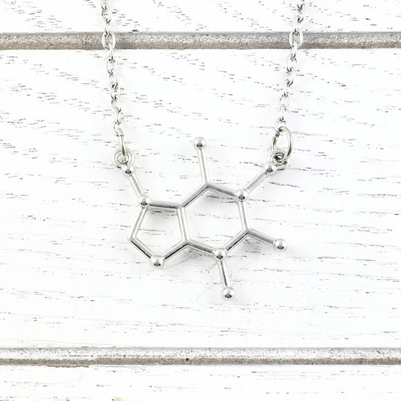 Necklace | Molecule | Caffeine