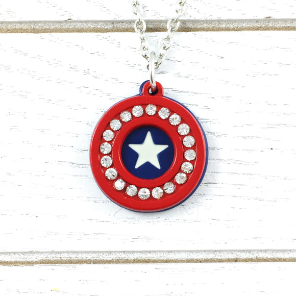 Collier | Avengers | Captain America