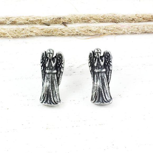 Boucles d'oreilles | Doctor Who | Weeping Angel