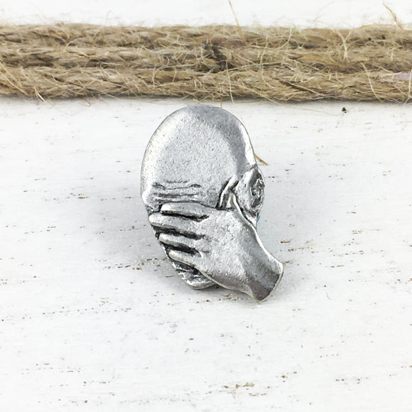 Pewter Pin |