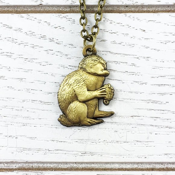 Necklace | Fantastic Beasts | Niffler (bronze)