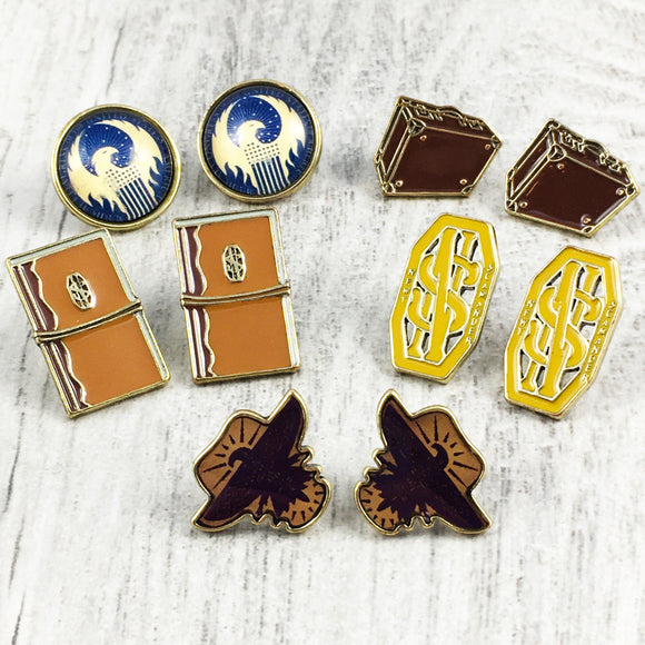 Stud Earrings Set | Fantastic Beasts