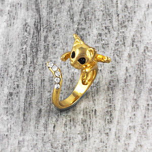 Ring | Angel Cat