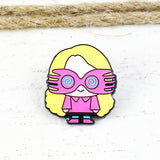 Enamel Pin | Harry Potter | Chibi Luna Lovegood