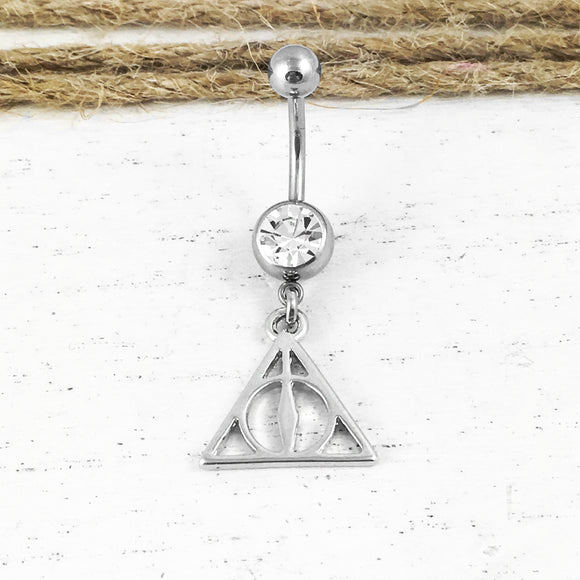 Belly Button Ring | Harry Potter | Deathly Hallows