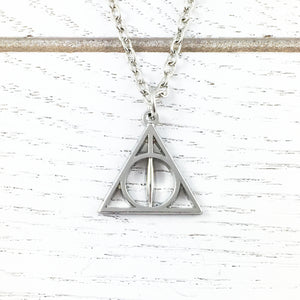 Necklace | Harry Potter | Deathly Hallows (small)