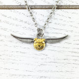 Collier | Harry Potter | Vif d'Or